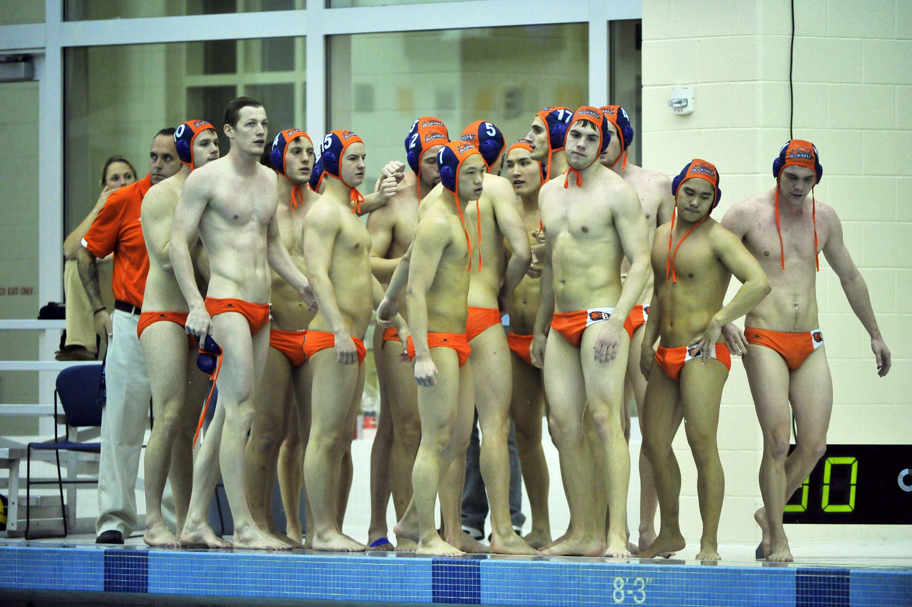 Bucknell Men's Water Polo Inks Seven Recruits - Bucknell
