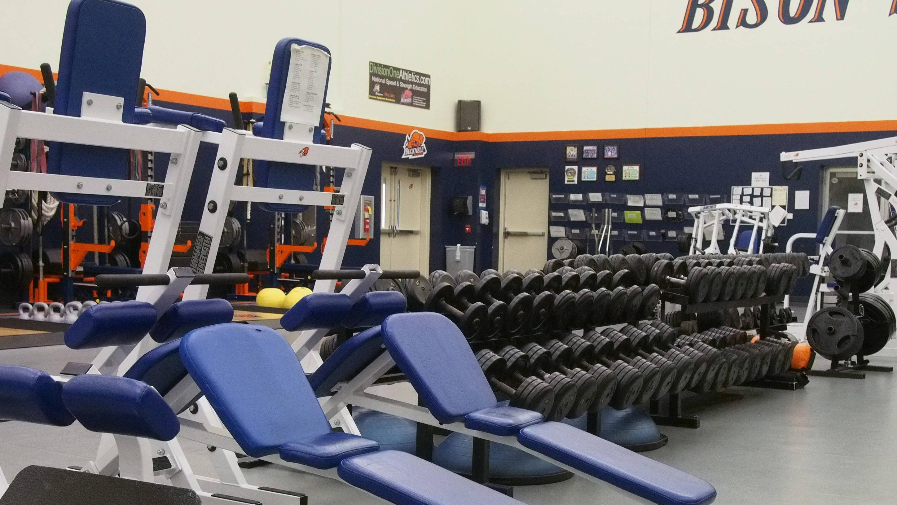 Strength & Conditioning Summer Workout Plans - Bucknell
