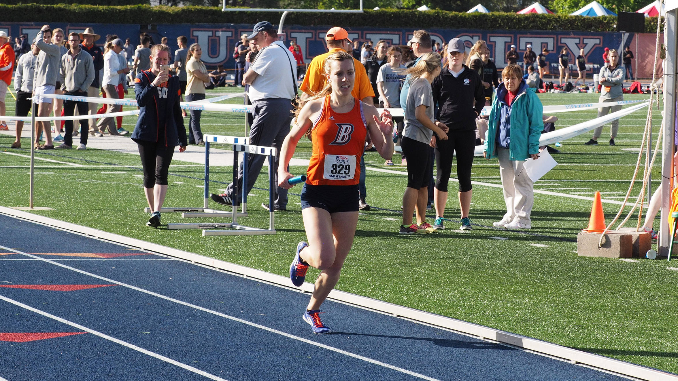 Women's Track and Field Wins 13 Events at Jim Taylor Invitational