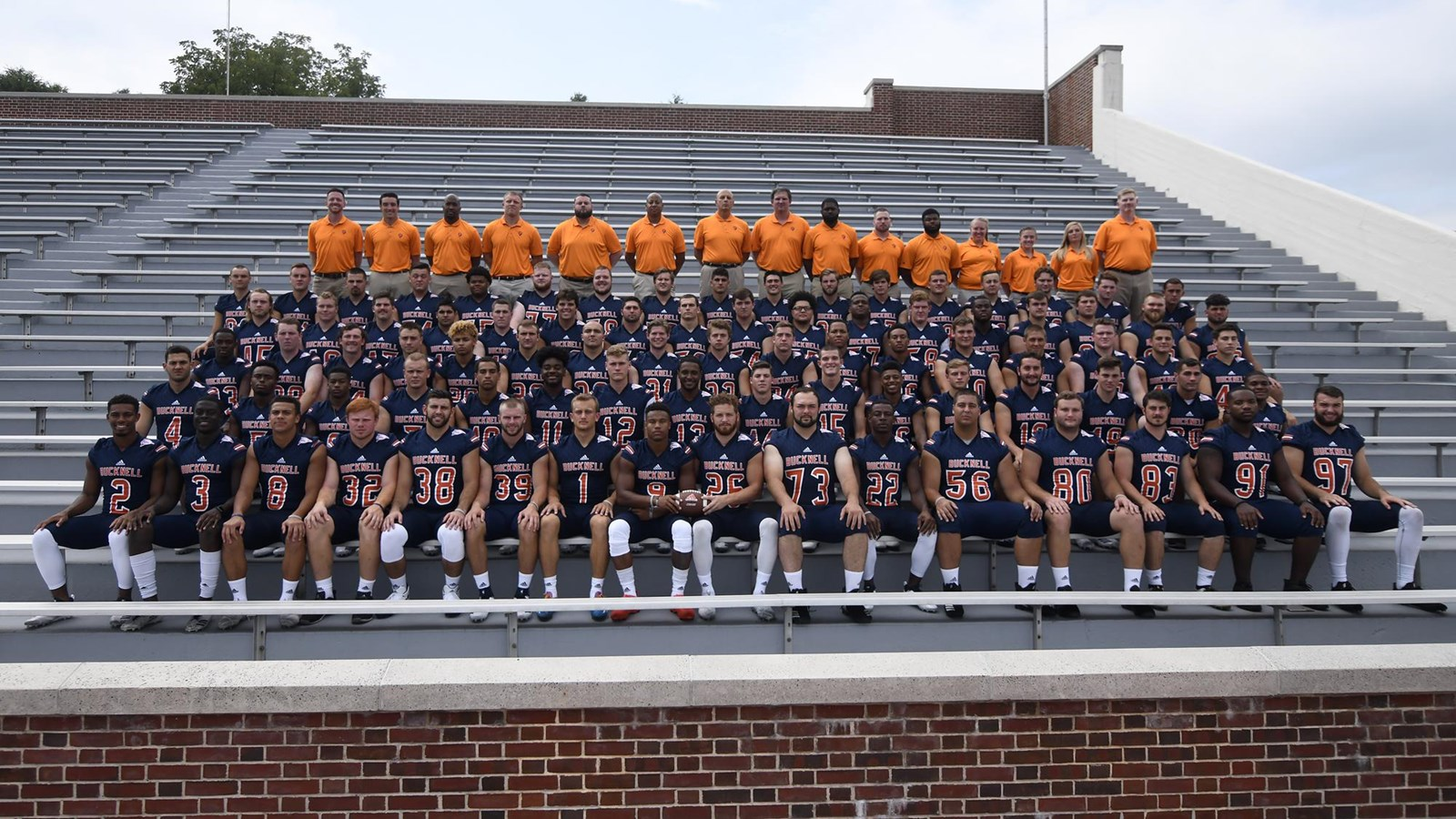 2018 Football Roster Bucknell University Athletics