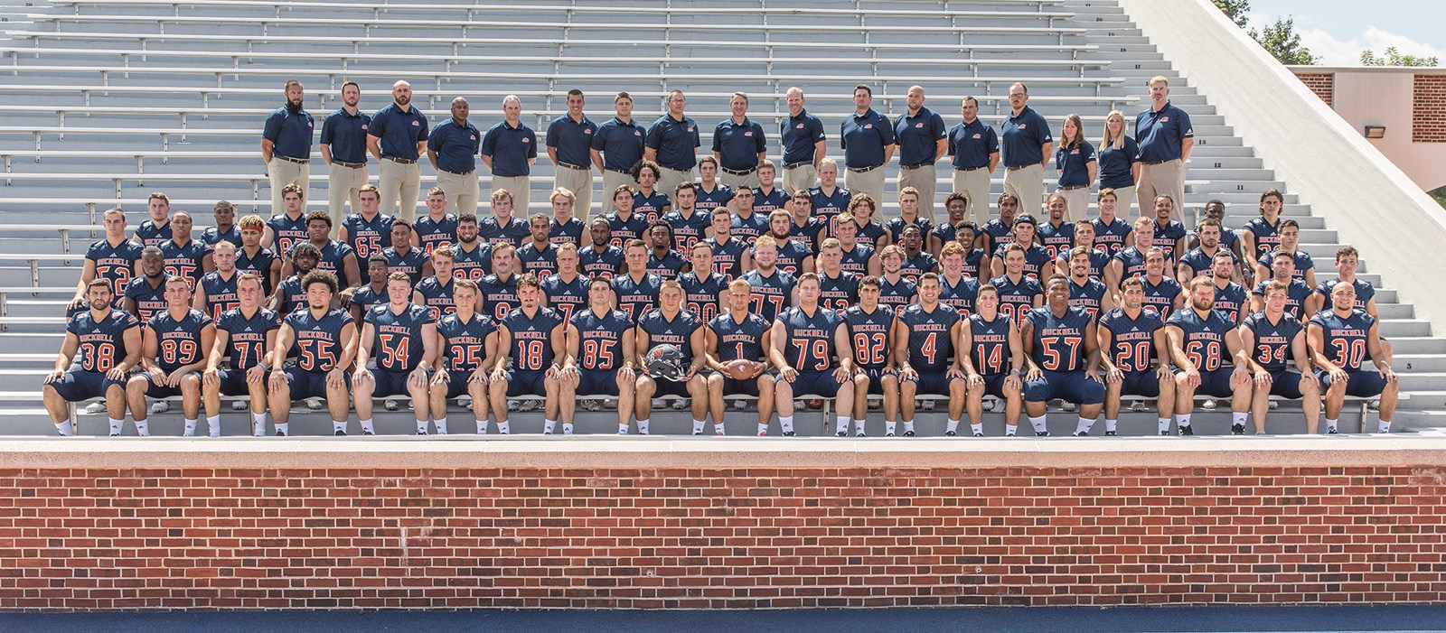 2019 Football Roster - Bucknell University Athletics